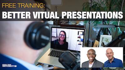 Better Virtual Presentations